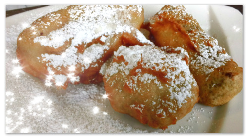 Fried Twinkie delights