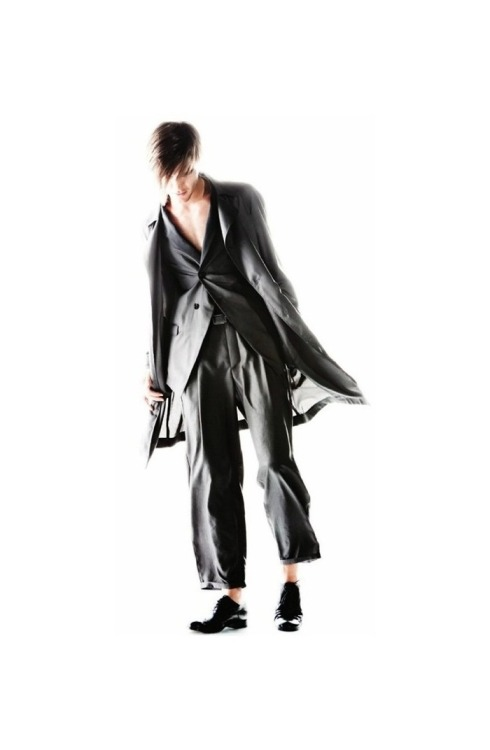 Emporio Armani S/S 12 Lookbook