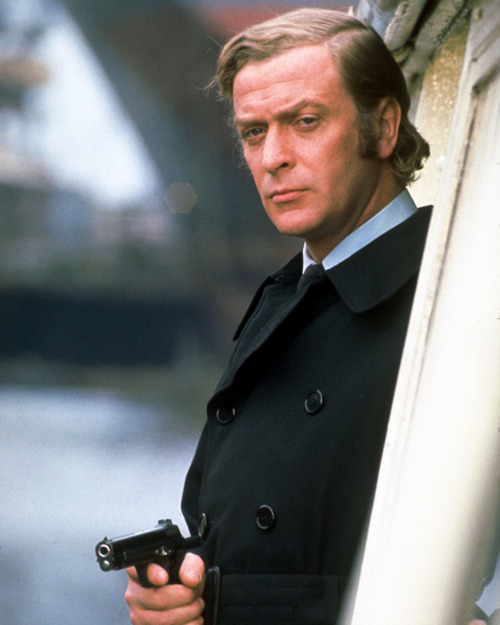 "Your Morning Shot: Michael Caine ""I started with the firm conviction that when I came to the end, I wanted to be regretting the things that I had done, not the things I hadn't."" - Michael Caine"