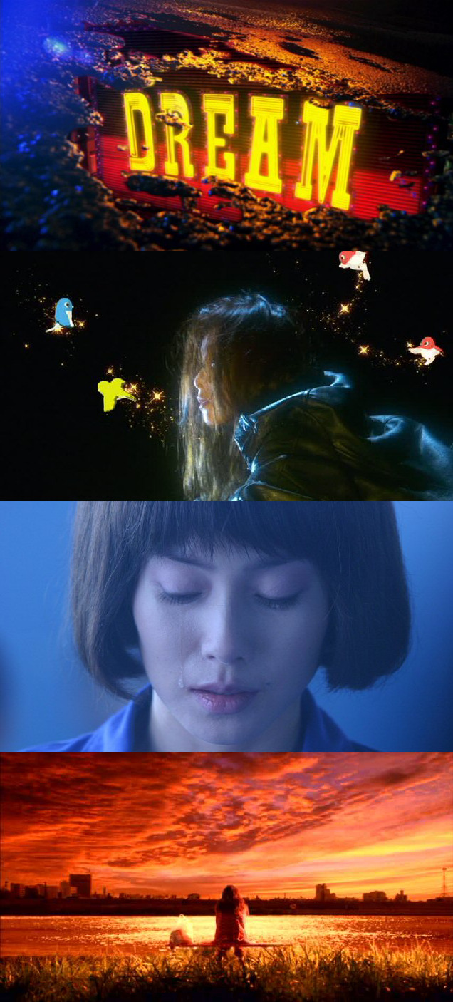 moviesinframes:  Kiraware Matsuko no Isshō (Memories of Matsuko), 2006 (dir. Tetsuya Nakashima)  The first and the last image convinced me to watch it.