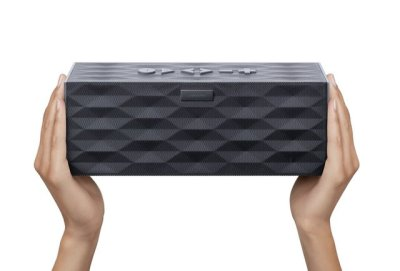 Jam out with BIG Jambox's super-portable model