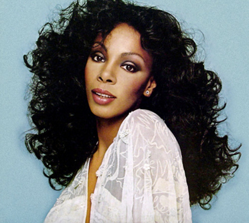 "thedailywhat:  RIP: Donna Summer, at 63: Donna Summer, the Queen of Disco, died this morning after a battle with cancer. She was 63. Summer was a 5-time Grammy winner who shot to superstardom in the '70s with iconic hits like ""Last Dance,"" ""Hot Stuff,"" and ""Bad Girls."" Her reign continued into the '80s, with ""She Works Hard for the Money"" and ""This Time I Know It's for Real."" From TMZ:  We spoke to someone who was with Summer a couple of weeks ago … who says she didn't seem too bad. In fact, we're told she was focused on trying to finish up an album she had been working on.  Summer is survived by her husband, Bruce Sudano, their two children — Brooklyn and Amanda — and her daughter, Mimi, from a previous marriage. [tmz]"