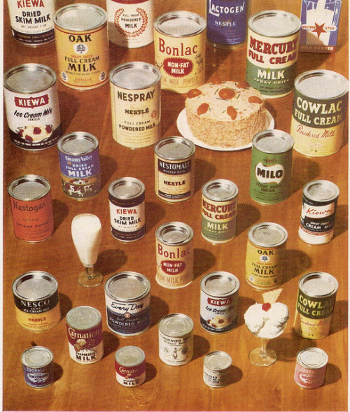 Vintage Australian Brands…. by glen.h on Flickr.
