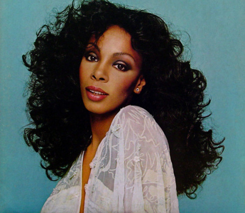 "She was incredible.  nprmusic:  RIP Donna Summer. The R&B diva was 63. Between the Queen of Disco and the Godfather of Go-Go, the heavens are having one crazy dance party right now.  Here's a really great 30-minute Fresh Air interview from 2003 where Donna Summer talks about producer Giorgio Moroder, her discomfort with becoming a '70s sex symbol, and what she listened to as the ""Q of D"" (some of her answers are delightfully surprising)."