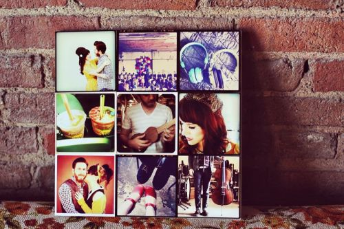 Instagram Canvas Wall Art Elsie, the DIY mastermind at A Beautiful Mess, has done it again! We love this step-by-step guide to creating your own unique wall art using personal Instagram photos. Being able to call all the shots on personal style is important at CHROMATIC gallerie and we are psyched to apply that mantra to our living space. Boho-chic, California beach casual, urban classic - whatever your style is, find your inner shutterbug and cover your walls with all the things you love!  Read the whole article and get started on your own Instragram wall art here!