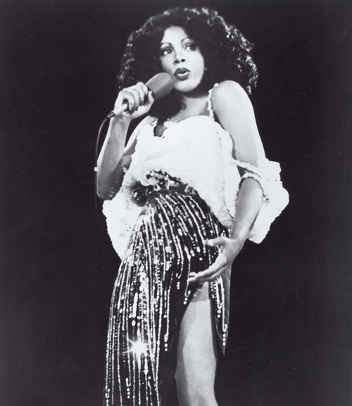RIP, Donna Summer.  Photo credit: Globe Photos/Zuma Press/MCT