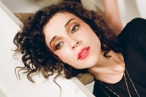 Watch: St. Vincent Interview