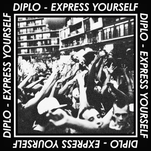 moombah-thong:  Diplo has just released his EP, Express Yourself! Featuring such names as Datsik, Billy The Gent & Long Jawns, Lazerdisk Party Sex, GTA & more! Check out a teaser track!