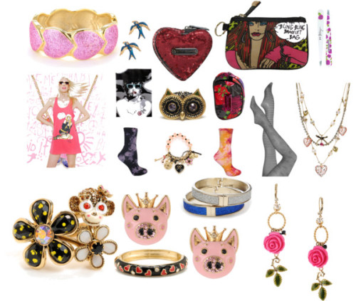 Collage Betsey Johnson