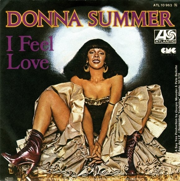 Donna Summer  December 31, 1948 – May 17, 2012  one of the best pop songs ever written