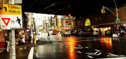 Under the Manhattan Bridge in Chinatown New York on Flickr.