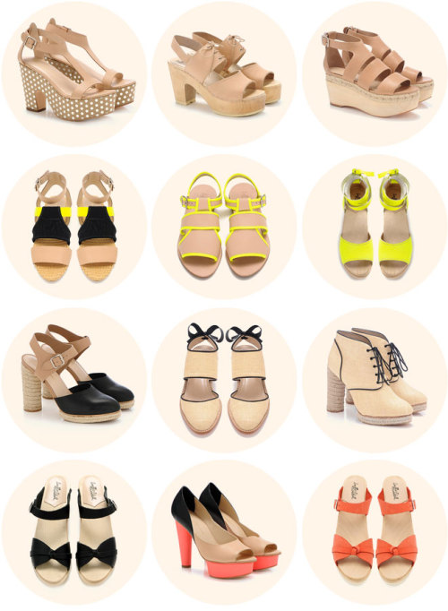thatluciegirl:  Loeffler Randall Spring Collection