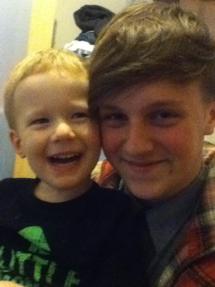 Me and little Riley :)