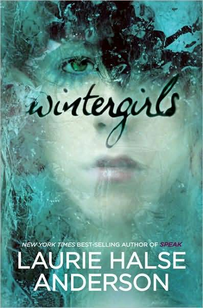 Wintergirls by Laurie Halse Anderson My Rating: 3/5 cups of coffee My Review:  Must. Not. Eat. Must. Not. Eat. Must. Not. Eat. Must. Not. Eat.Must. Not. Eat. Must. Not. Eat. Must. Not. Eat. Must. Not. Eat. Must. Not. Eat. Must. Not. Eat. Must. Not. Eat. Must. Not. Eat. Must. Not. Eat. Must. Not. Eat. Must. Not. Eat. Must. Not. Eat.Must. Not. Eat. Must. Not. Eat. Must. Not. Eat. Must. Not. Eat. Must. Not. Eat. Must. Not. Eat. Must. Not. Eat. Must. Not. Eat. Must. Not. Eat. Must. Not. Eat. Must. Not. Eat. Must. Not. Eat. Must. Not. Eat. Must. Not. Eat. Must. Not. Eat. Must. Not. Eat.Must. Not. Eat. Must. Not. Eat. Must. Not. Eat. Must. Not. Eat. Must. Not. Eat. Must. Not. Eat. Must. Not. Eat. Must. Not. Eat. Must. Not. Eat. Must. Not. Eat. Must. Not. Eat. Must. Not. Eat.Must. Not. Eat. Must. Not. Eat. Must. Not. Eat. Must. Not. Eat. Must. Not. Eat. Must. Not. Eat. Must. Not. Eat. Must. Not. Eat.Must. Not. Eat. Must. Not. Eat. Must. Not. Eat. Must. Not. Eat.Must. Not. Eat. Must. Not. Eat. Must. Not. Eat. Must. Not. Eat. Must. Not. Eat. Must. Not. Eat. Must. Not. Eat. Must. Not. Eat. Must. Not. Eat. Must. Not. Eat. Must. Not. Eat. Must. Not. Eat.Must. Not. Eat. Must. Not. Eat. Must. Not. Eat. Must. Not. Eat. Must. Not. Eat. Must. Not. Eat. Must. Not. Eat. Must. Not. Eat.  This book is somewhat not nice. But good thing, I don't suffer from eating disorder or being a bulimic like Lia's dead friend Cassie. I'm fat and I weigh 185 pounds because I love food. Food is life. There is so many people, children and elders suffers from starvation and you? (whoever suffers from problems like this) you don't like food? I hate that.I really don't like this book because how Lia acts with her parents. She had everything a teenager could ask for a car, a rich parents and everything but she chose to throw it all away.When Lia cuts herself sometimes, I remember my old self. I used to cut myself before but I get over it. It won't make everything okay, it'll make it worst. So I hate Lia/the book/the author for that.However, at the near end of the book. I started to like it because she's been into hospitals. I really like to laugh at her because I don't like Lia. But at the end she learn how to like and eat like a normal person. That's a good thing right?You will learn how to hate and love a book from this book. I would recommend it to those people who suffers from eating disorders or being bulimic. Because if not, you'll get annoyed so don't bother.