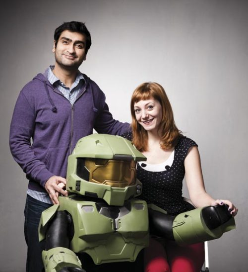 jonahray:  Kumail and Emily are LOS ANGELENOS…and they've only been here for a couple years! CLICK HERE TO READ THE FULL ARTICLE