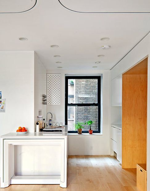 LIVING WELL IN SMALL SPACES: Small living captured in today's NY Times! The founder of Treehugger, like me, lives a pared down life. Check out Penelope Green's great feature on small, simple living in today's Home section of the NY Times. http://www.nytimes.com/2012/05/17/garden/the-founder-of-treehugger-and-his-apartment-of-the-future.html?ref=garden