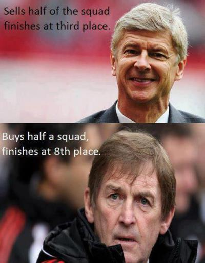 Genius.  Arsenal til I die.