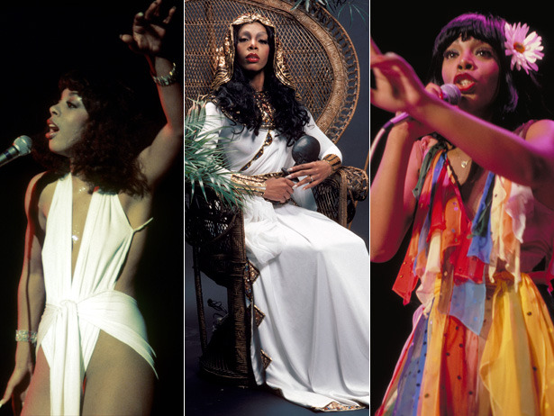 All Donna, All Day. Remember Disco Queen Donna Summer With Her 20 Most Outrageous Outfits [VH1 Celebrity]