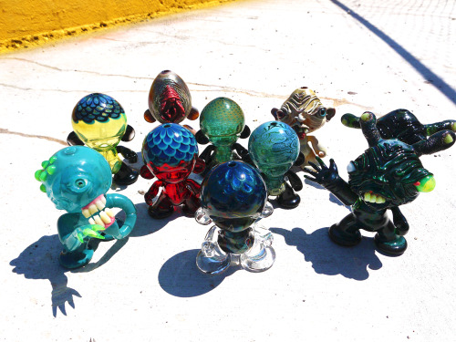 snicsnacks:  Coyle visiting Austin = new Munnys !!