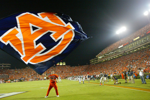 "purple-crayon:  ""That's the one thing Auburn and Auburn people have always instinctively known and should never forget.  We don't need Matt Hayes or Mel Kiper or Craig James or Rece Davis or ESPN or FoxSports or Brent Musberger or Kirk Herbstriet to validate us. We are Auburn. That's all that matters, not what somebody on the outside thinks or doesn't think. We are not defined or limited by the perceptions of others.  We don't need a T-shirt from Wal Mart boasting about things that never were to boost our ego.  We don't use our battle cry as a taunt to prop up our self-esteem. Our sense of worth isn't determined by the number of stickers and flags we can put on our car. We are who we are. We are what we are. We do what we do. And we're damn proud of it."" - The Never to Yield Foundation"