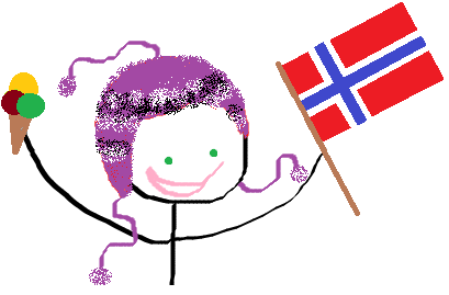 HAPPY BIRTHDAY, NORWAY! :D