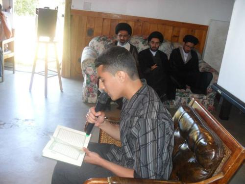 peopleinislam:  People in Islam Week 11: 1 — Ali al Najjar; student, leader, and speaker Many Muslims fail to know of Ali al-Najjar, a very young yet eloquent speaker that gives lectures to the youth, elder, and general public. Even though little is known about Brother Ali in terms of where he grew up and what school he studies in, it is known that he studies in University and currently lives in Dearborn, Michigan.  What I like about Ali in particular is that he has a very fascinating way with words. Truth be told, there are other several intellectuals I can think of who pose better arguments and more insight in terms of discourse, but brother Ali deeply connects with the youth. He completely hears them out, finds a means to get on their level and understand them, and also hosts several events to have them be involved with the community. Moreover, he has a lovely recitation in Quran and Arabic poetry. He spends most of Ramadan either lecturing in his hometown, or travels to different parts of the states. I've also listened to some of his Muharram lectures, and he's also just as brilliant in that medium as well.  I found this video very phenomenal the first time I watched it; his description of Salah is every powerful, and completely moved me. Also, his recitation here is so compelling (this one is only a few minutes). You can also like his fanpage on Facebook here!
