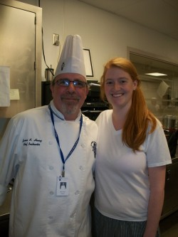 Chef Henry: Foundations III teacher and mentor
