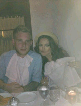 Cher & Craig, they're so cute :)