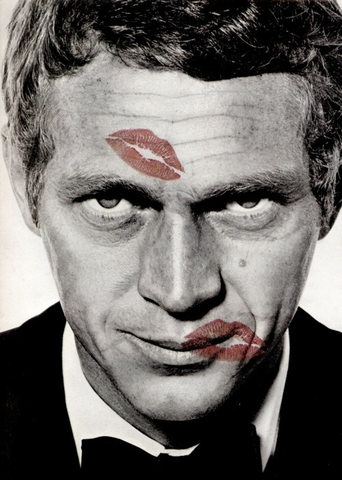 private-ground:  Steve McQueen for Harper's Bazaar…..mmm…so sexy!  ♥ ♥ ♥