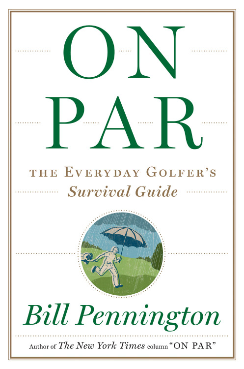"Bill Pennington, author of the beloved and widely read ""On Par"" golf column for the New York Times, knows how to interpret the experts and pros for the rest of us. For years, he has traveled the globe in search of golf's essentials—those basic principles, those elusive truths (and who are we kidding, any trick or quick fix he can pick up along the way) that will improve anyone's game. He has consulted the world's leading golf instructors as well as countless caddies, groundskeepers, parking lot attendants, and bartenders. He has played rounds with Tiger Woods, Annika Sorenstam, and Justin Timberlake. He has sought the advice of psychiatrists, physicists, economists, zen masters. And on a particularly bad golf outing, he has even discussed the fickleness of golf with a quite helpful raccoon.  ON PAR captures it all: From equipment and instruction, to the rules and language of golf, to camaraderie and psychology, to the short game/long game debate, Pennington informs and entertains as he gets to the essence of this mercurial game, including golf's holy grail, the hole in one.  Part instruction, part education, part therapy, and shot through with Pennington's trademark wit, this is a book for everyone who has ever felt the game's distinct pull—and slice."