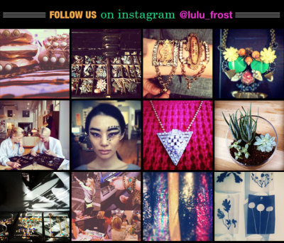 lulufrost:  Are you on instagram? Follow us here. @lulu_frost