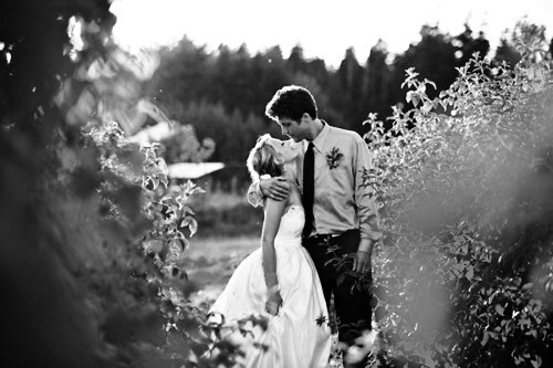 Want more black and white love photos? Follow this blog!