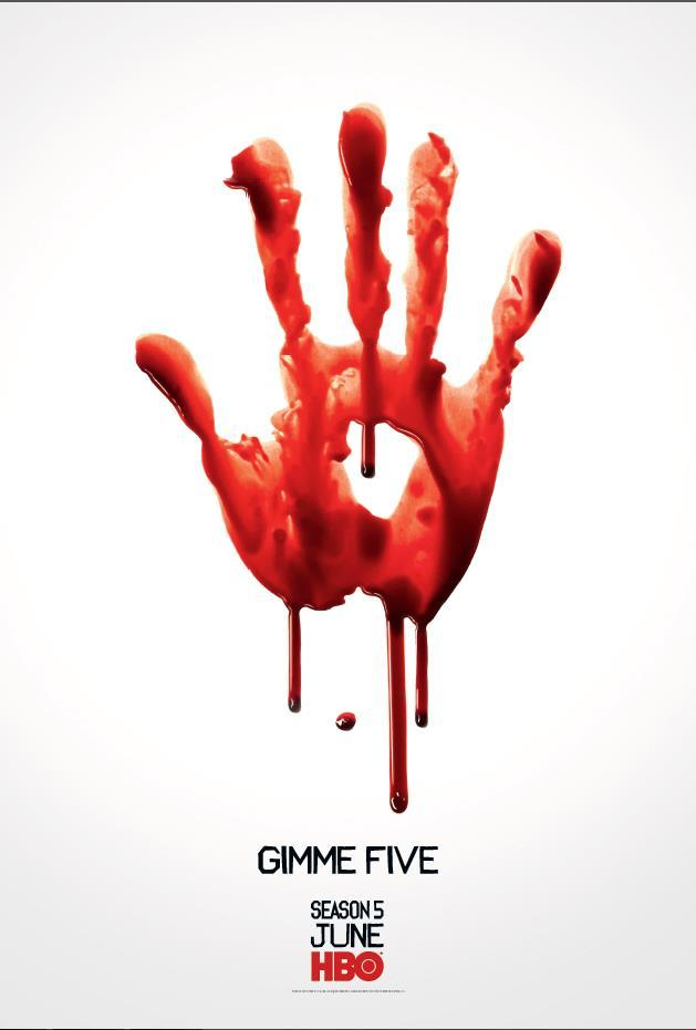 True Blood - Season 5 poster