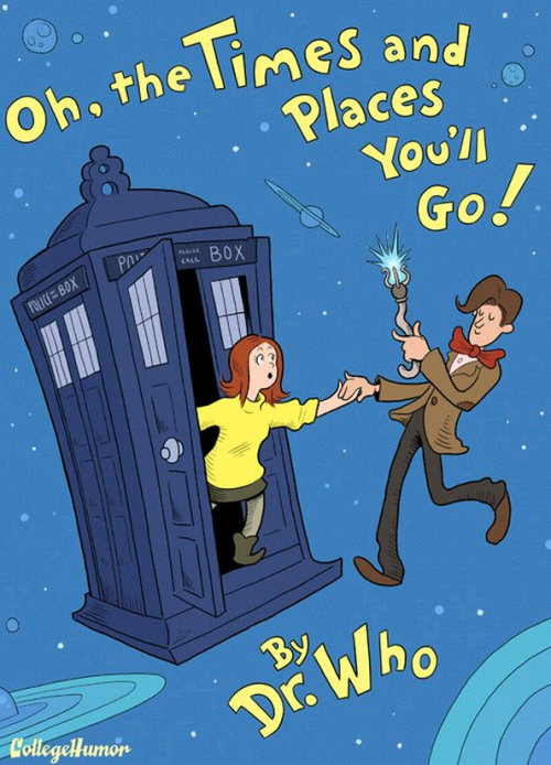 knowyourmeme:  I would read this every night. KYMdb - Doctor Who