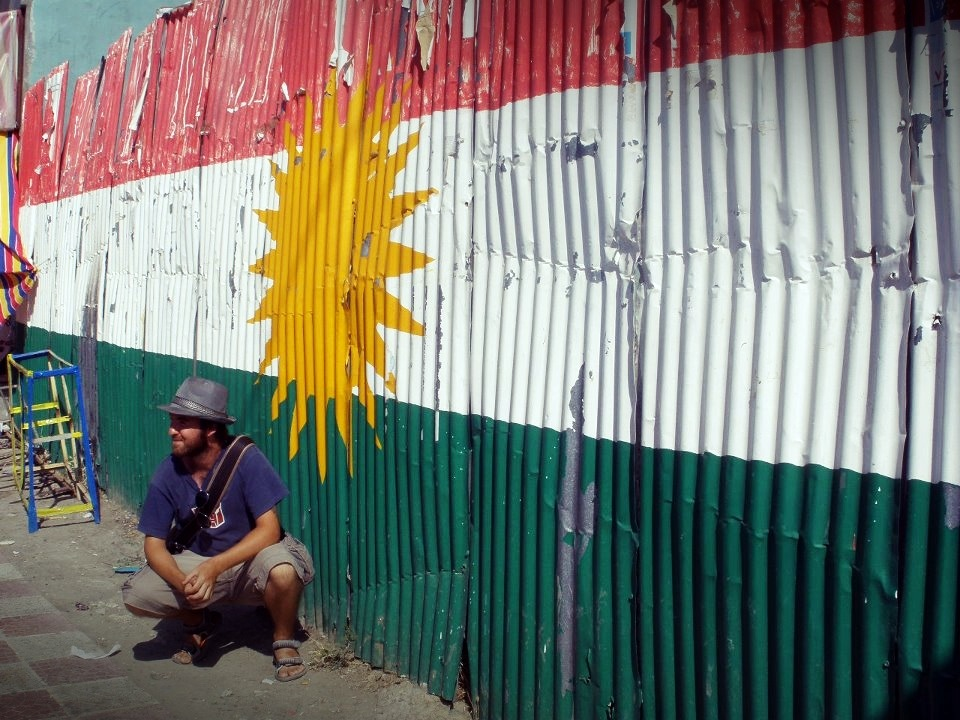 Proud of my flag, Kurdistan flag