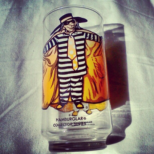 #vintage #hamburglar #80s  (Taken with instagram)
