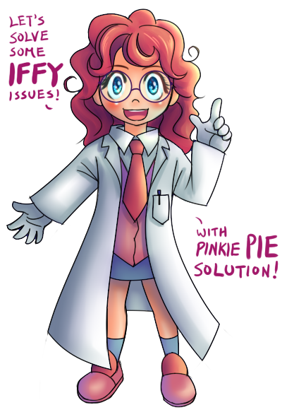 Pinkie Pie Solutions I am guessing you guys already know what blog PPS is from.