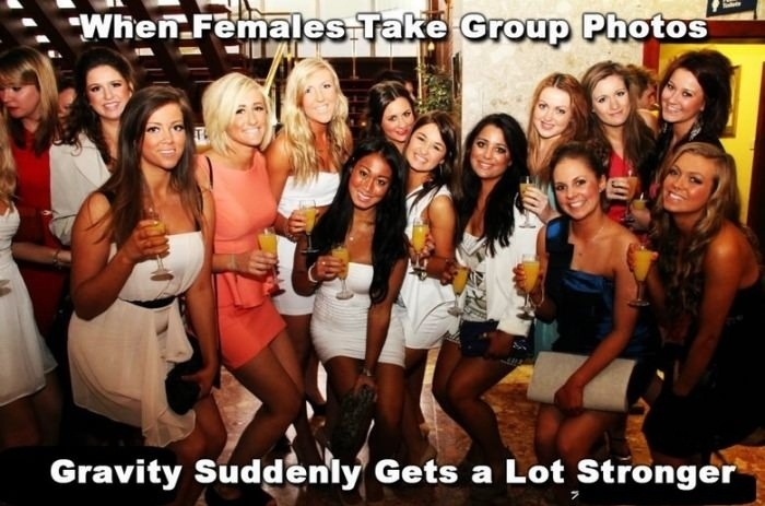 Sorority pose is a science. (via Picaphobia)