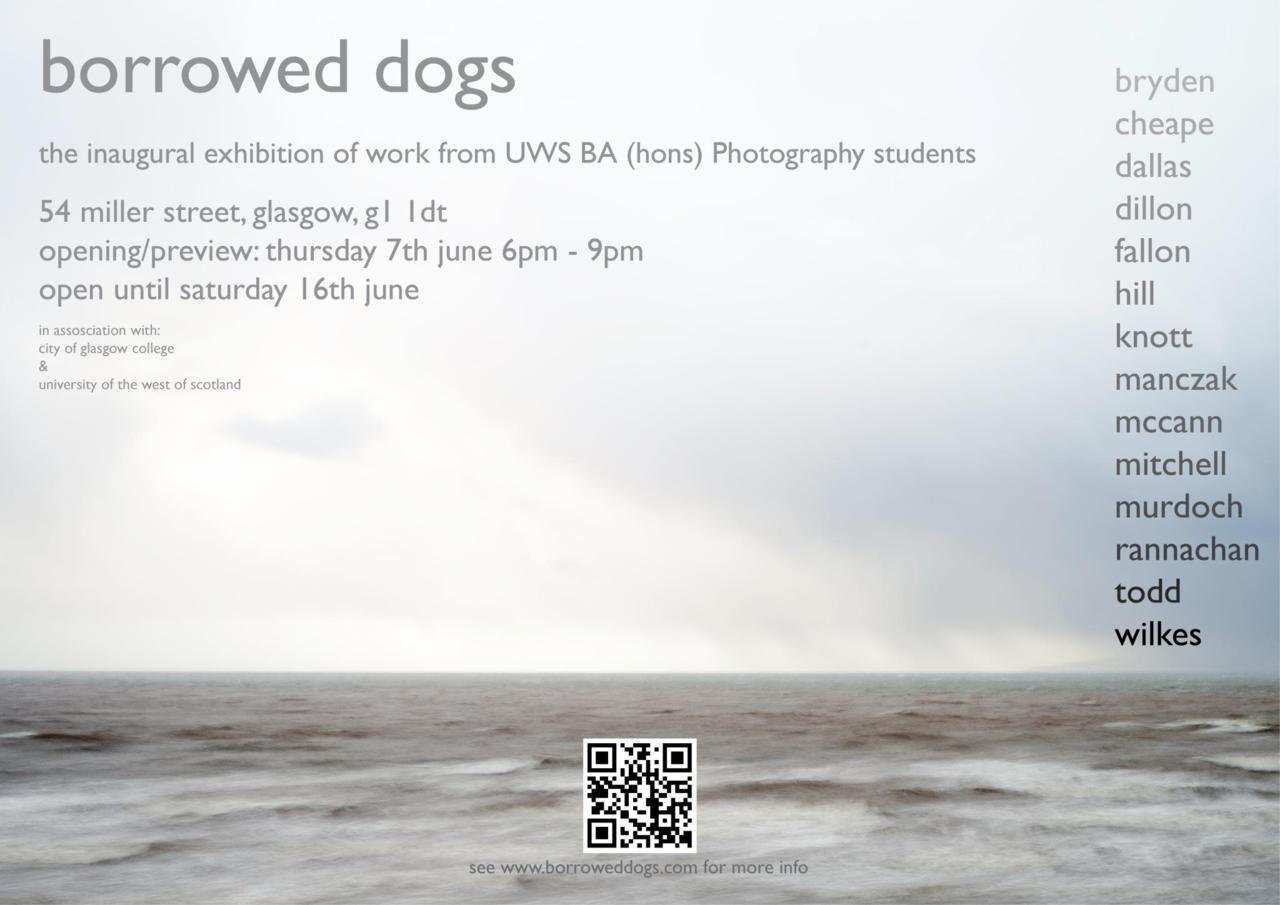 loveandhorror:  Photography honours degree students final year show. Borroweddogs.com Borroweddogs.tumblr.com
