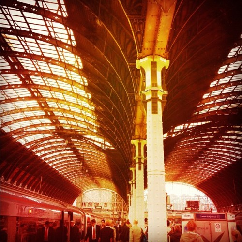 Taken with Instagram at Paddington Railway Station (PAD)