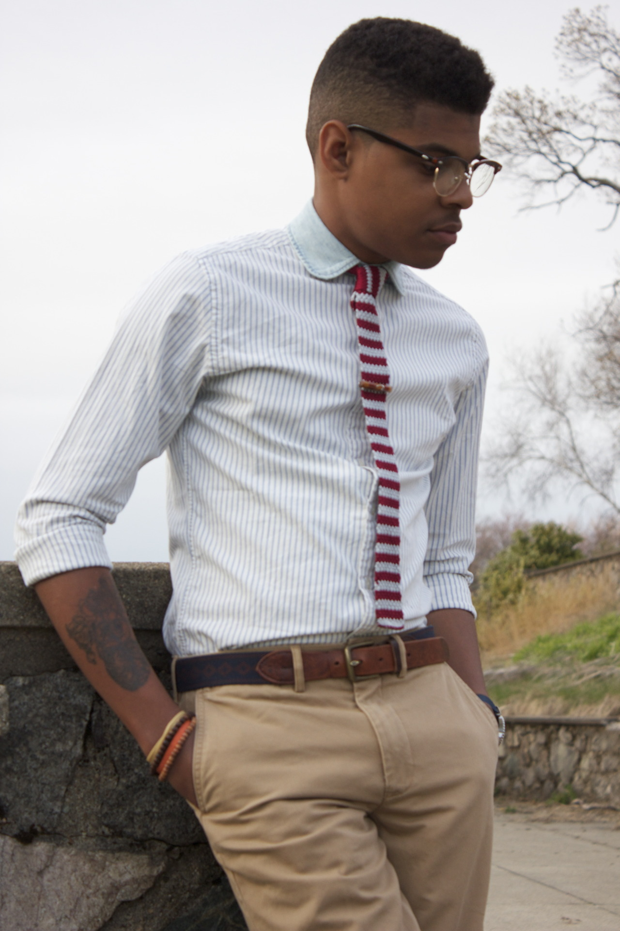 blackfashion:  Xavier of The Urbane Club
