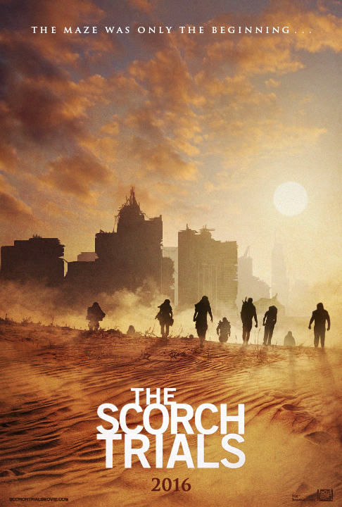 Made a 'movie poster' for The Scorch Trails. Had the idea in my head for a while, so I created it. :) EDIT: Changed it a bit.