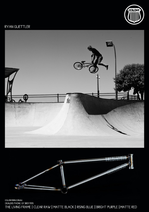 Ryan Guettler advert from Focalpoint