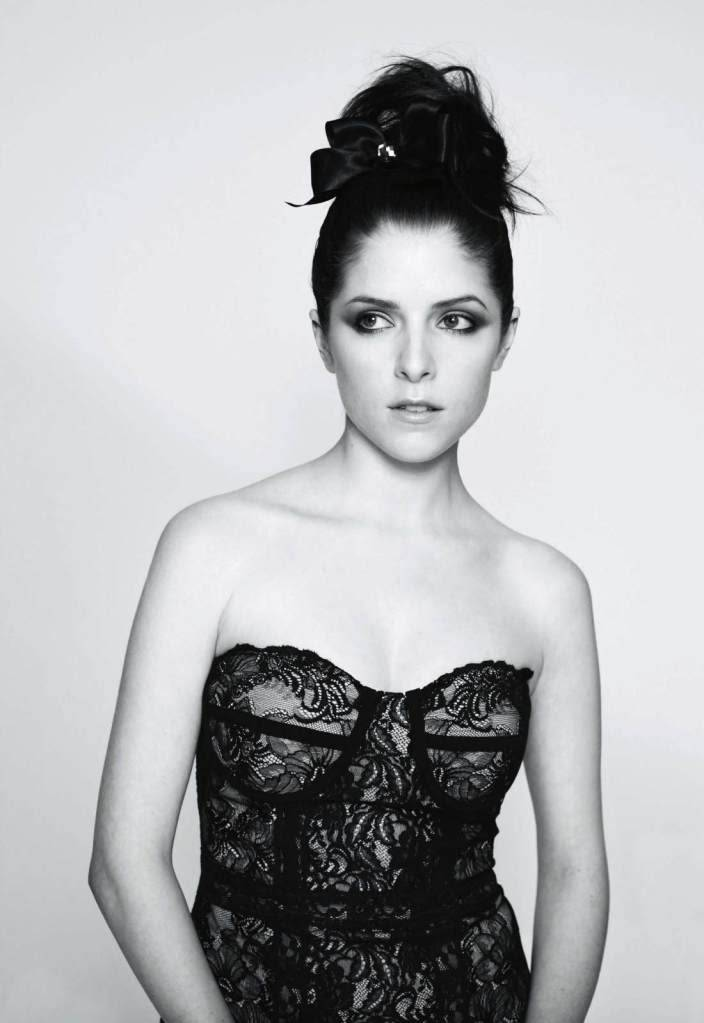 Anna Kendrick aka the best thing about the Twilight movies after Jacob's abs.