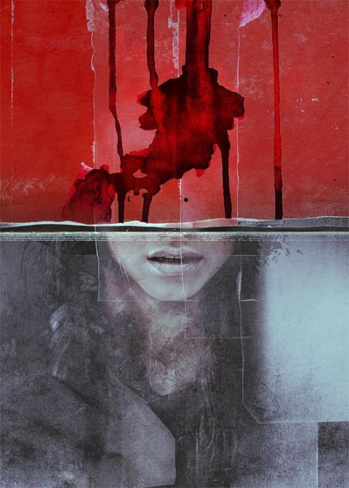 gaksdesigns:  Bleed by Januz Miralles