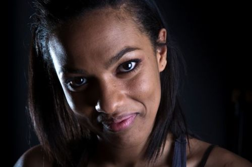 Freema Agyeman taken by James Clarke