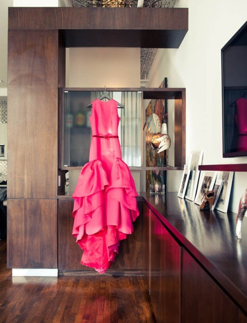 maybelline:  Some dresses are just too pretty for the closet.