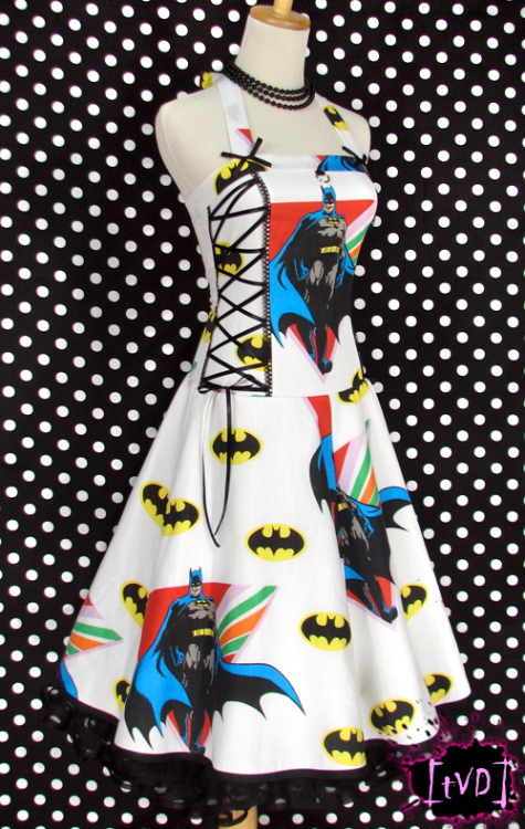 Next homecoming theme is superheroes.  Gonna be my dress? I THINK YES.