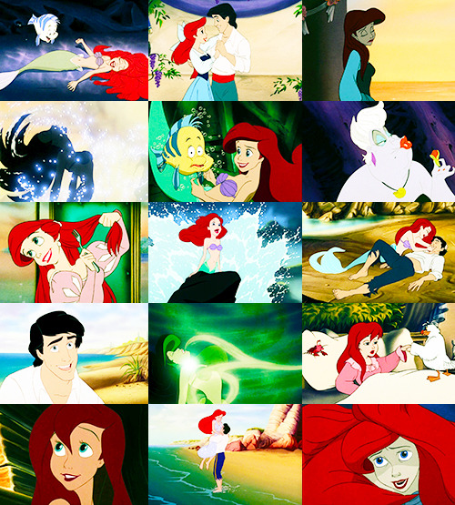 MOVIES I COULD WATCH FOREVER AND EVER//The Little Mermaid (1989) Hm. Teenagers. They think they know everything. You give them an inch, they swim all over you.