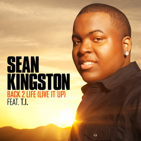 SEAN KINGSTON Ft. T.I. - BACK 2 LIFE (LIVE IT UP) Following his highly publicized jet ski accident last year in Miami, Florida Sean Kingston celebrates his new chance at life with Back 2 Life (Live It Up) alongside Grand Hustle's General T.I.